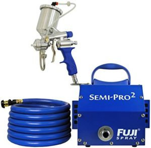 semi pro paint sprayer