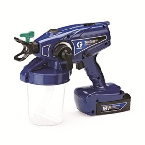cordless hand gun paint sprayer
