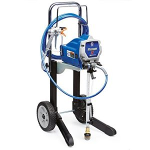 versatile airless sprayer