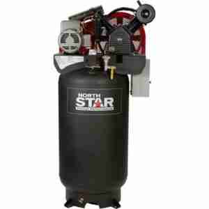 NorthStar Electric Air Compressor - 7.5 HP, 80-Gallon