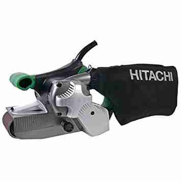 Hitachi SB8V2 9.0 Amp 3-Inch-by-21-Inch Variable Speed Belt Sander