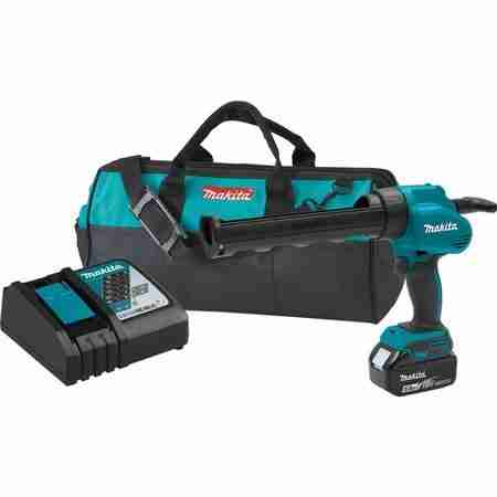 Makita XgC01T1 18V LXT Lithium Ion Cordless Caulk